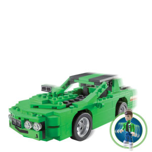Character Building Ben 10 Kevins Car Construction Set