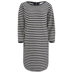 Wood Wood Women's Lis Dress - Black Stripe