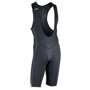 Northwave 39/25 Gel Bib Shorts - Black