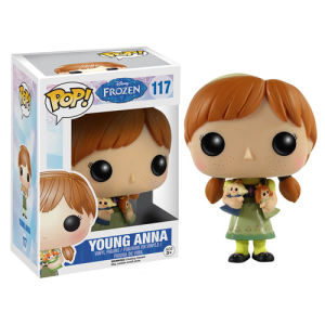 Disney Frozen Young Anna Pop! Vinyl Figure