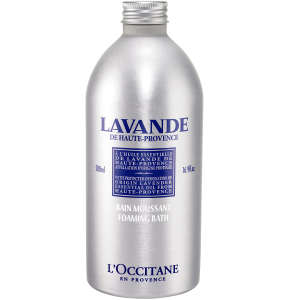 L'Occitane Organic Lavender Foaming Bath 500ml