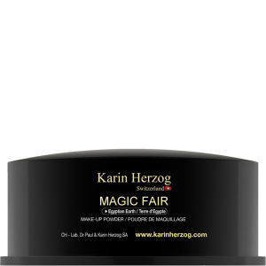Karin Herzog Egyptian Earth Face Powder - Magic Fair (Fair/Med) (40ml)