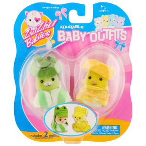 Zhu Zhu Pets Babies Outfit Assortment