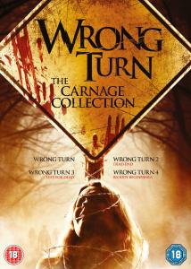 Wrong Turn 1-4