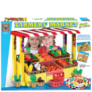 Creative Toys Shop 'n' Play Farmers Market