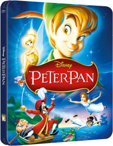 Peter Pan - Zavvi Exclusive Limited Edition Steelbook (The Disney Collection #7)