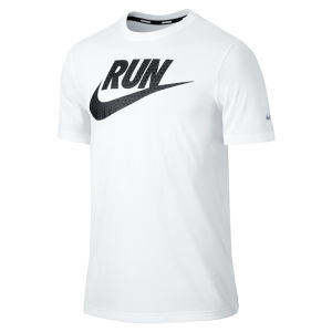 Nike Men's Legend Run T-Shirt - White