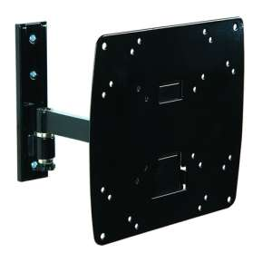 "LEVV Single Arm Adjustable Wall Bracket for 10""-32"" TVs"
