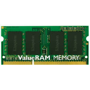 Kingston ValueRam 2GB DDR3 1333Mhz NonECC CL9 SO-DIMM (KVR1333D3S9/2G)