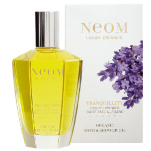 Neom Luxury Organic Bath Oil - Tranquility (100ml)
