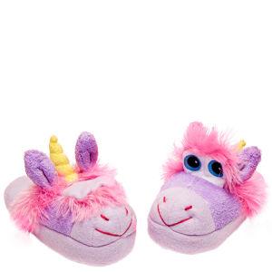 Stompeez Unusual Unicorn Slippers