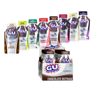 GU Energy Gels 32g - Box of 24