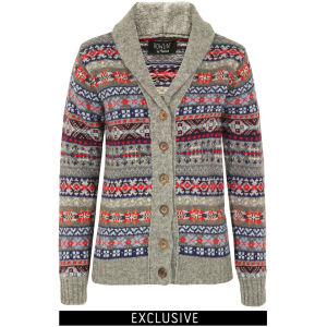Howlin' by Morrison Women's Moondog Ladies Cardigan - Grey