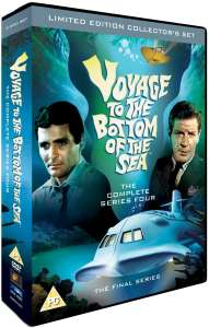 Voyage To The Bottom Of The Sea - The Complete Series Four