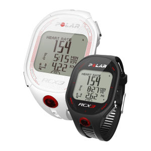 Polar RCX3 Sports Watch White