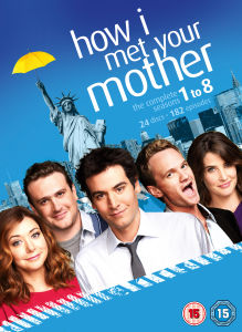 How I Met Your Mother - Staffel 1-8