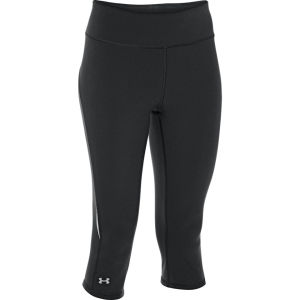 Under Armour Women's UA Stunner Capri Tights - Black/Reflective