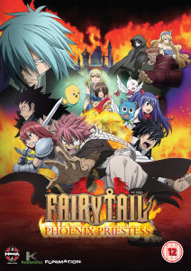 Fairy Tail Movie: Phoenix Preistess