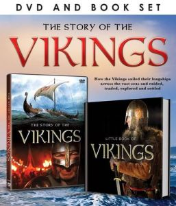 Vikings (Includes Book)