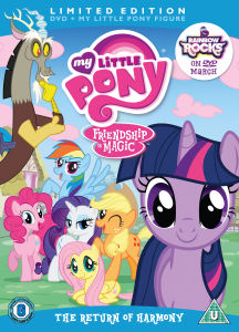 My Little Pony - Season 2 Volume 1 The Return of Harmony Limited Edition