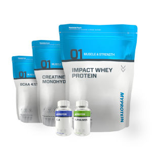 Lean Muscle Bundle