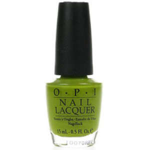 OPI Nail Varnish - Who the Shrek are you? 15ml