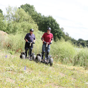 Segway Rally for Two Special Offer