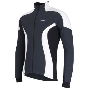 Pbk Elite Winter Cycling Jacket Grey
