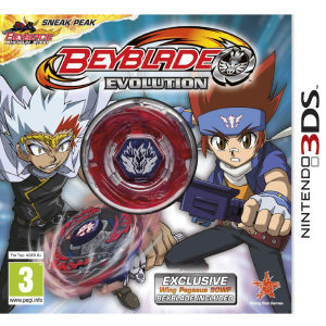Beyblade Evolution: Limited Collector's Edition