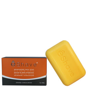 eShave Moisturizing Bath Soap Orange Sandalwood