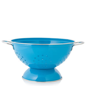 Cook In Colour Large Colander - Blue
