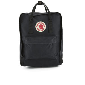Fjallraven Men's Kanken Backpack - Black