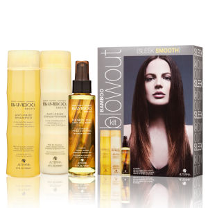 Alterna Bamboo Be Sleek Blowout Kit