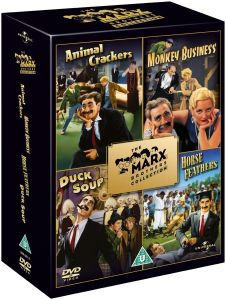 Marx Brothers - Box Set