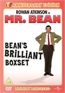 Mr. Bean: Bean's Brilliant Box Set - 20th Anniversary Edition
