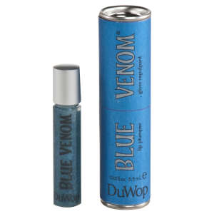 Gloss repulpante DuWop Blue Venom - 3.5ml