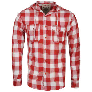 Soul Star Men's Dude Shirt - Red
