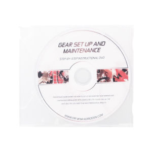 Maintenance DVD - Gear Setup