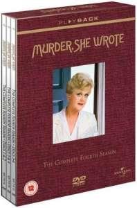 Murder, She Wrote - The Complete 4th Season