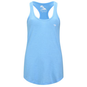 Brave Soul Women's Alice Racer Back Vest - Blue