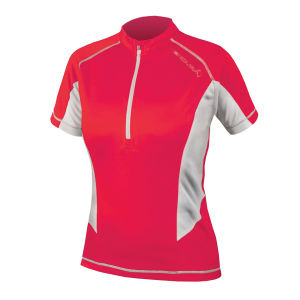 Endura Women's Pulse Jersey - Red