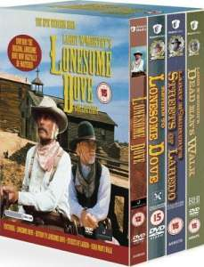 Lonesome Dove - Collection [Remastered]