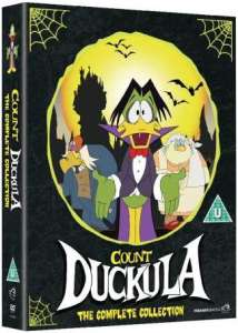 Count Duckula - The Complete Series