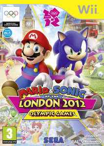 Mario and Sonic at the London 2012 Olympic Games PAL UK
