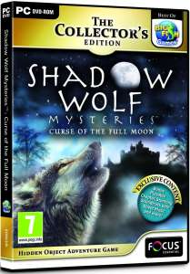 Shadow Wolf  Mysteries : Curse of the Full Moon Collectors Edition
