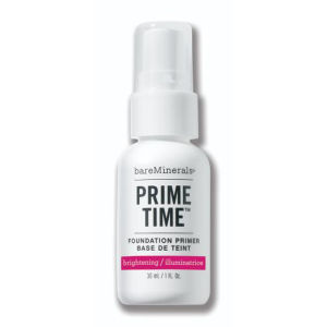 Base fond de teint bareMinerals Prime Time® Brightening (30ml)
