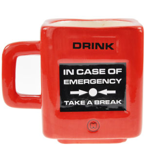 Take a Break Emergency Mug