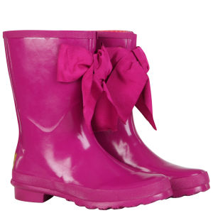 Joules Women's Millie Wellies - Pink