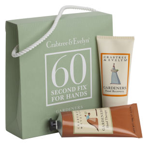 Crabtree & Evelyn Gardeners 60 Second Handpflege Set