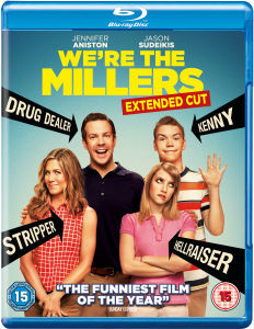 We're the Millers (Includes UltraViolet Copy)